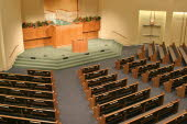 Balcony View - East Brainerd Church of Christ