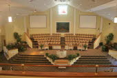New Haven Baptist Church, Chattanooga, TN - Balcony