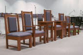 Chancel Chairs F303