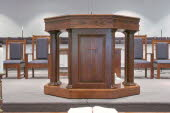 Custom Column Pulpit